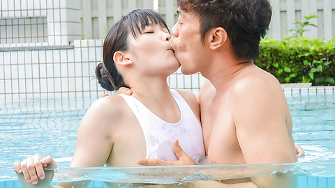 Yui Kasugano - Japanese creampie outdoor adventure with Yui Kasugano  - Picture 5