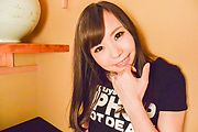 Mayu Kawai amazes wirth her Asian blowjob skills Photo 6