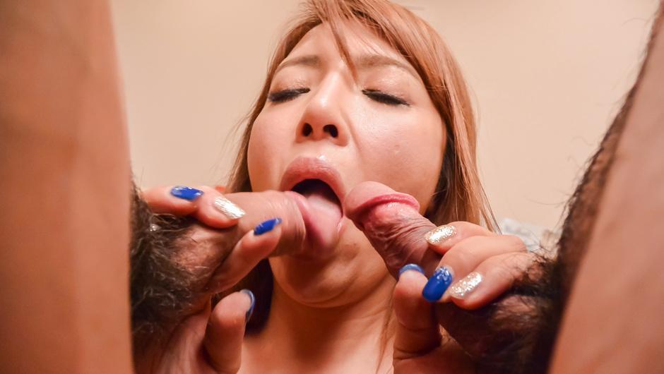 Nasty Asian blowjob by insolentChieri Matsunaga