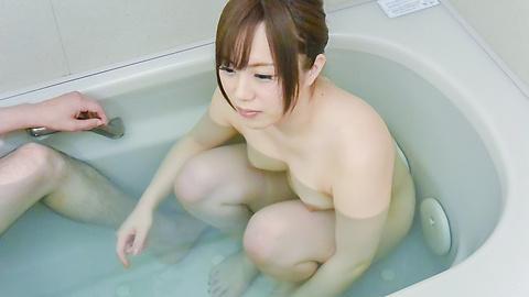 Rino Sakuragi - Sexy amateur Asian girls gives POV pleasures - Picture 1