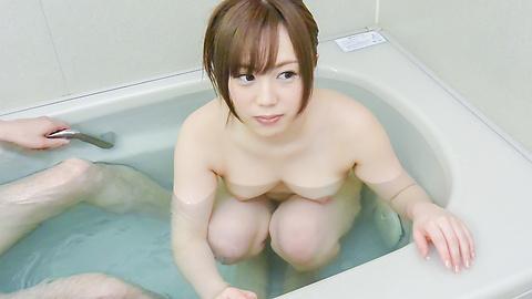 Rino Sakuragi - 性感的业余亚洲女孩给 POV 乐趣 - 图片 3