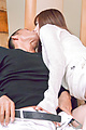 Miku Ohashi - Sweetie provides Asian blowjob before a wild fuck  - Picture 2