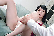 Rei Mizuna - Asian blow jobs for the perfect Rei Mizuna - Picture 5