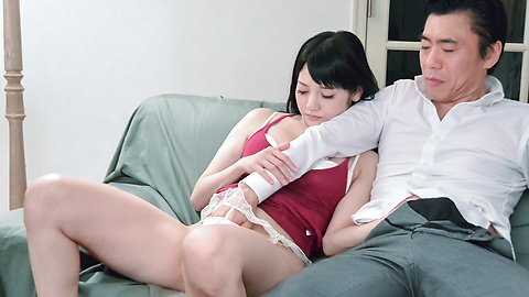 Rei Mizuna - Asian blow jobs for the perfect Rei Mizuna - Picture 4