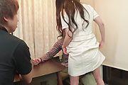 Horny Nana Nakamura provides special Asian blowjob  Photo 6