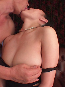Anne - Anne enjoys Asian creampie in the end of a hard fuck - Screenshot 5