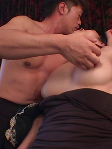 Anne - Anne enjoys Asian creampie in the end of a hard fuck - Screenshot 7