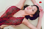 Big tits doll makes magic with her moist lips  Photo 2