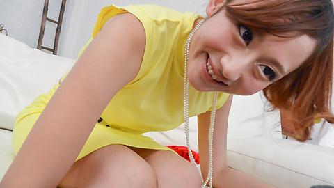音羽レオン - 爆乳お姉様の口内発射!音羽レオン - Picture 3