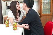 Sanae Akino - Asian amateur starts sucking cock in really hot ways - Picture 7