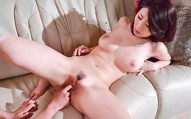 Ayumi Shinoda loves cock more than anything