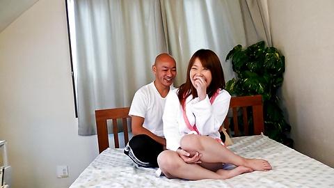 Ai Ootomo - Ai Ootomo棕色乳頭騎東 - 圖片4