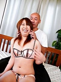 Ai Ootomo - Ai Ootomo棕色乳頭騎東 - 圖片7