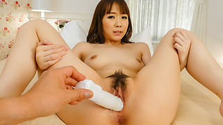 KIRARI 3D2DBD 03 So Cute and So Bubble Girl in a Soapland : Hitomi Oki (3D+2D Blu-ray in one disc) - Video Scene 2