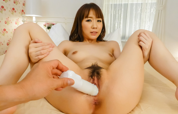 Perfect Japanese POV session with Hitomi Oki asian hardcore, asian porn