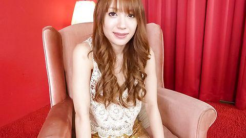 Ayaka Fujikita - วัยรุ่นสาวสวย Ayaka fujikita fucks ตัวเองกับเครื่องสั่น เอเชีย -  5 รูปภาพ