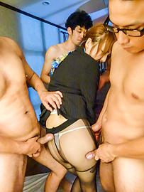 Hikaru Shiina - Hikaru Shiina loves Asian facial compilation - Picture 12