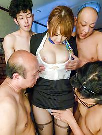 Hikaru Shiina - Hikaru Shiina loves Asian facial compilation - Picture 9
