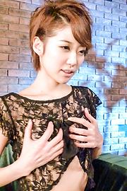 優希まこと - 生ハメ美女優希まこと~誘惑オナニー - Picture 11