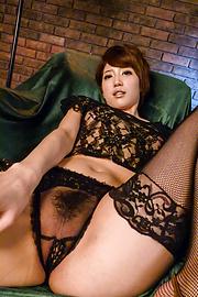 Makoto Yuukia - Asian Babe มือสมัครเล่นเหรอ มาโคโตะ yuukia รักเธอไหม หี -  5 รูปภาพ