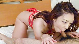 KIRARI 41 ~A Beautiful Lawyer is falling down to the raving nymphomaniac. ~ : Maki Mizusawa (Blu-ray) - Video Scene 2
