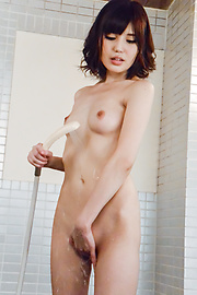 Yua Ariga - Sensual Yua Ariga enjoys cock in full POV mode  - Picture 1