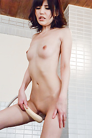 Yua Ariga - Sensual Yua Ariga enjoys cock in full POV mode  - Picture 7