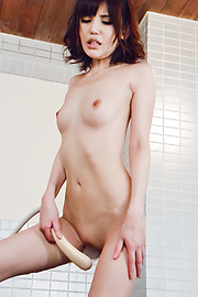 Yua Ariga - Sensual Yua Ariga enjoys cock in full POV mode  - Picture 8