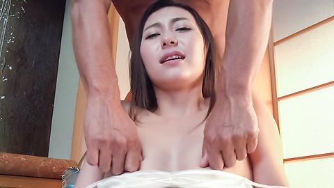 加藤麻耶 - 美乳美形ギャル~グループフェラ - Picture 11