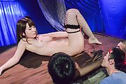 Stunning group sex scenes with hot Yui Hatano Photo 11