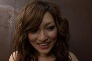 Alluring Yukina Mori enjoying toys over her shaved pussy Photo 2