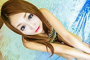 Yayoi Orikasa's japanese av body pounded and creampied Photo 12