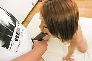 Asian amateur anal with curvy ass Asami Hoshikawa  Photo 10