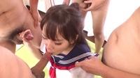 セーラーブルマ 1 水嶋あい - ビデオシーン 2, Picture 21