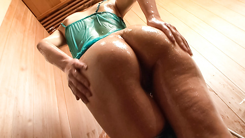 Yuki Asami - Yuki Asami is fucked with fingers in cunt - Picture 11