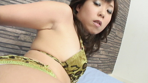 Ren Asano - Japanese babe Ren Asano nailed and cream-pied in her hairy taco - Picture 3