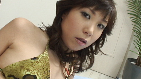 Ren Asano - Japanese babe Ren Asano nailed and cream-pied in her hairy taco - Picture 6