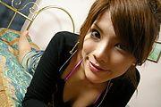 Pretty gal Sara Nakamura sexy blowjob and fucking Photo 1