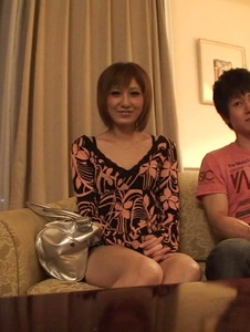 Kaorii - Asian milf blows cock until exhaustion in pure POV  - Screenshot 2