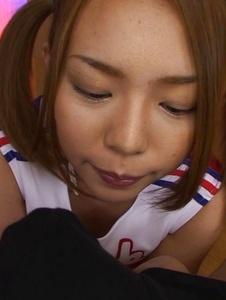 Yume Kimino - Amateur Asian babe goes down on a juicy dick - Screenshot 6
