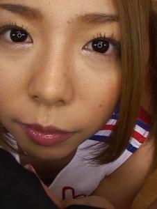 Yume Kimino - Amateur Asian babe goes down on a juicy dick - Screenshot 8