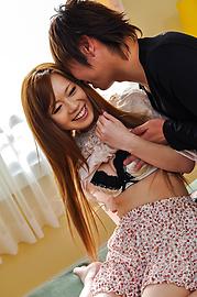 Mami Masaki - Asian creampie with horny Japanese Mami Masaki  - Picture 1
