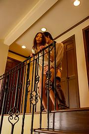 Aoi Miyama - Aoi Miyama enjoys threeosme in harsh manners  - Picture 7