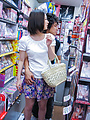 Japanese amateur sex in public with Ran Minami  Photo 2