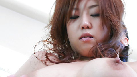 Naho Hadsuki - Major fucking in lots of positions with Naho Hadsuki - Picture 4