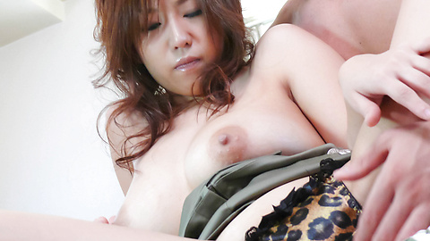 Naho Hadsuki - Major fucking in lots of positions with Naho Hadsuki - Picture 6