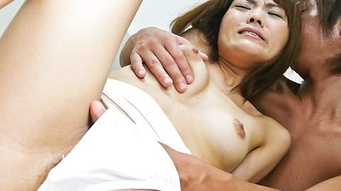 Nagisa Aiba - Nagisa Aiba是性交和尖叫聲很多 - 圖片10