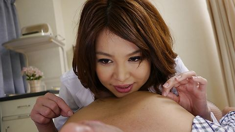 Erika Nishino - Japanese anal dildo makes Erika Nishino to go nasty - Picture 4