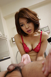 Erika Nishino - Japanese anal dildo makes Erika Nishino to go nasty - Picture 8