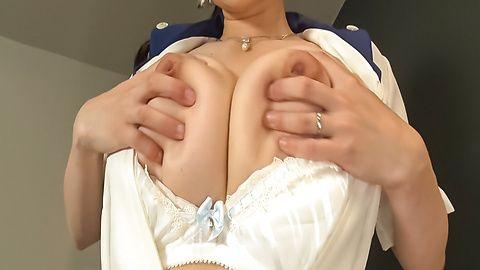 爆乳セクシー熟女~昇天オナニー